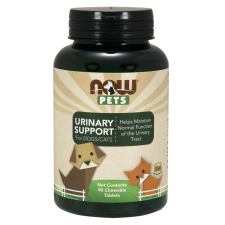 PETS URINARY SUPPORT 90tb Nowfoods