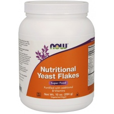 Nutritional Yeast Flakes - 284 grams Nowfoods