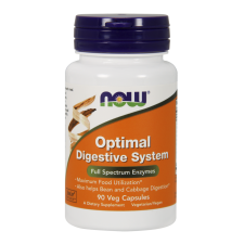 Optimal Digestive System - 90 vcaps Nowfoods