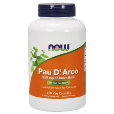 Pau D\' Arco 500 mg - 250 Caps