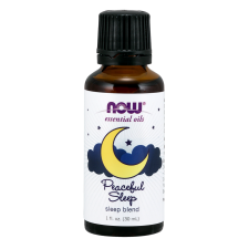 Peaceful Sleep Oil Blend 30ml Nowfoods