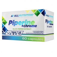 Piperine+chrom 60 kap ALLnutrition