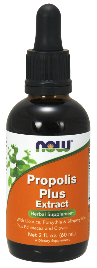 Propolis Plus Extract 60ml NOW