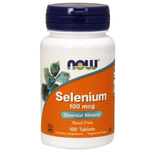 Selen 100mcg 100 tabletek Selenometionina