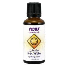 Smiles for Miles Oil Blend 30ml Nowfoods