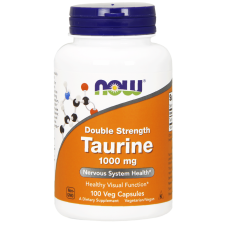 Tauryna 1000mg 100vcaps Nowfoods