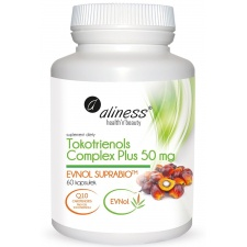 Tokotrienole complex plus 50mg 60kp Aliness
