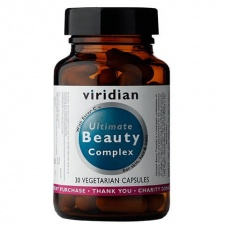 Ultimate Beauty Complex Suplement diety 30kp Viridian