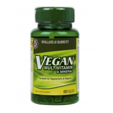 Vegan Multiwitamina i Minerały - 60 tablets Holland & Barrett