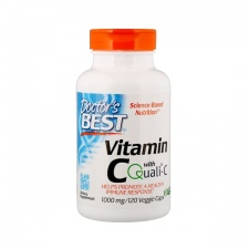 Vitamin C with Quali-C - 500mg - 120 vcaps DrBest