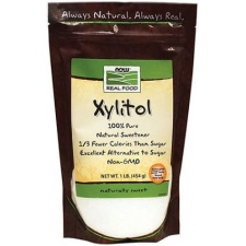 Xylitol Ksylitol 100% Pure – 454g Nowfoods